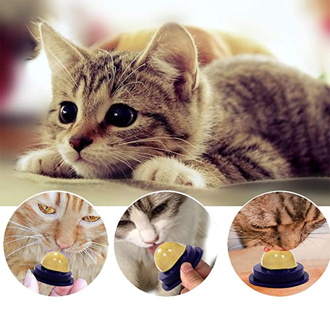 Cat Nutrition Gel Candy Toy