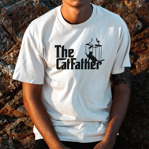 The Catfather Tee