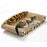 Sofa Shaped Cardboard Cat Scratcher Toy