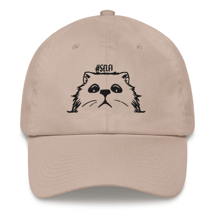 SELFI CAT HAT