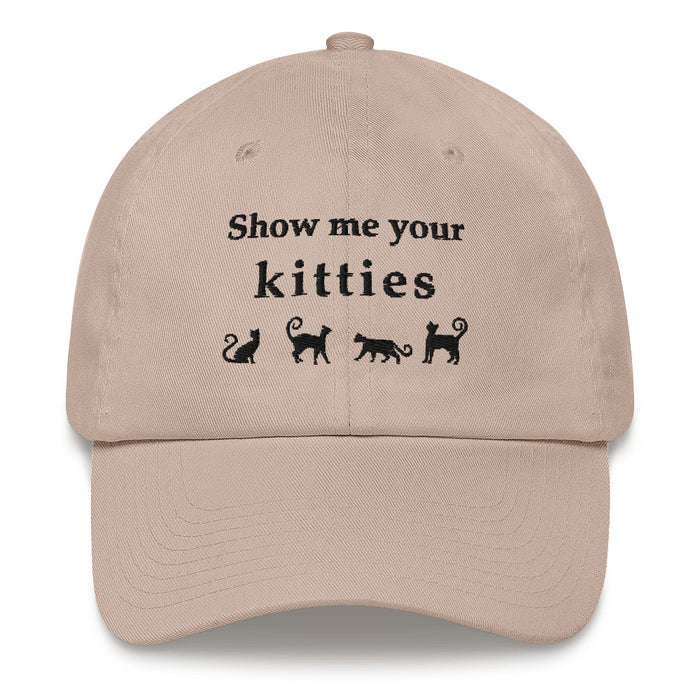 SHOW ME YOUR KITTIES HAT