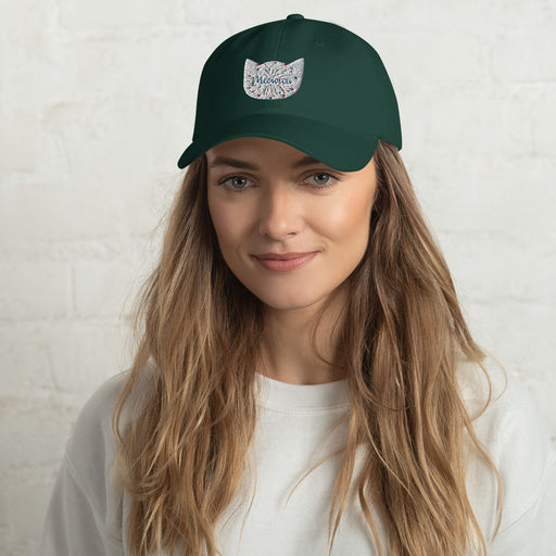 Meowaca White Cat Hat - Alternate Colors