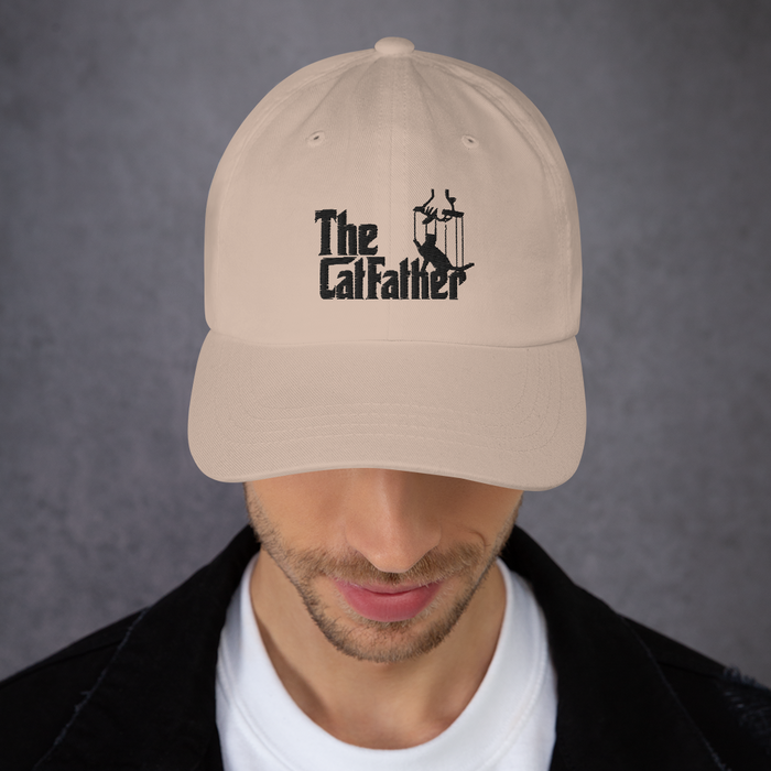 The Catfather Hat-HappyFriendy