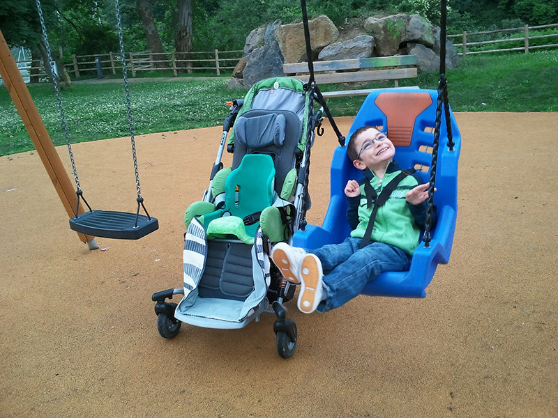 Outdoor Play Equipment as Extra Physical Therapy for Mild Cerebral Palsy