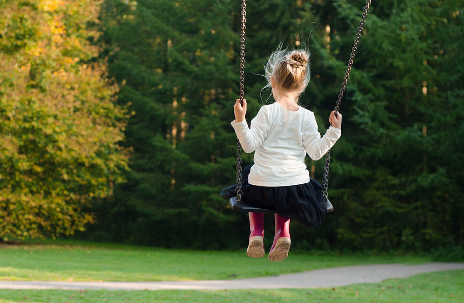 Health Benefits of an Outdoor Playground for Children
