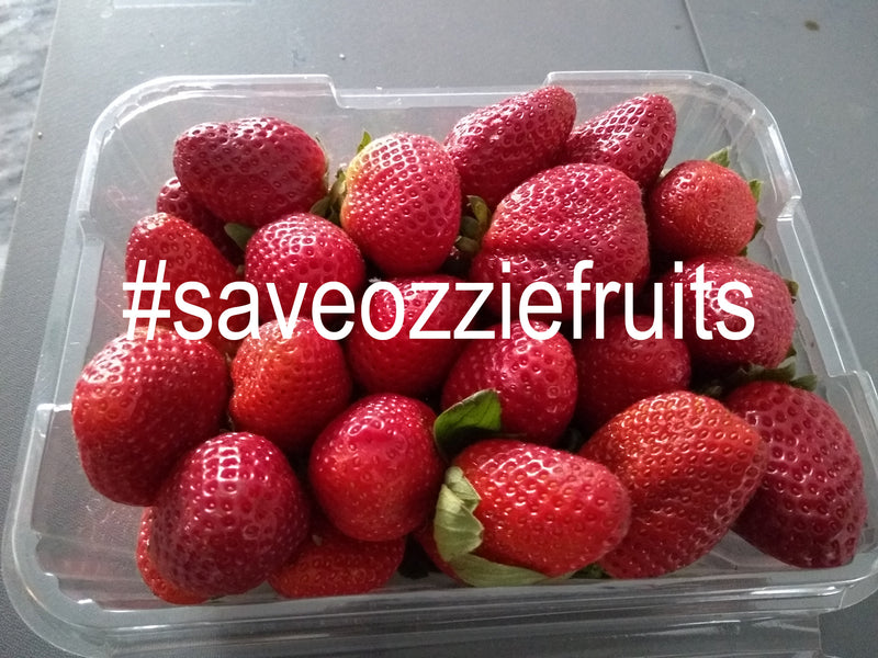 Support our Farmers - Don't Stop Buying Fruits