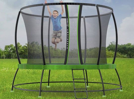 Lifespan Kids 8ft HyperJump3 Springless Trampoline