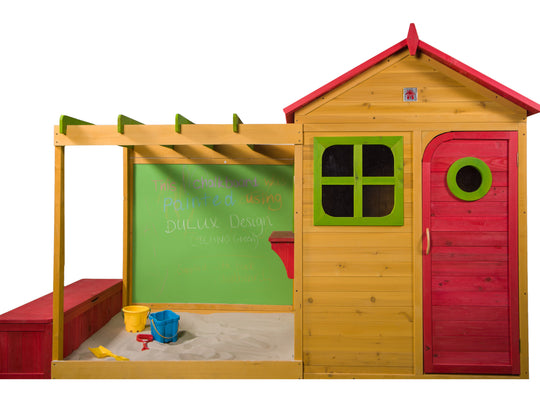 Hide and Seek Kids Archie Cubby House