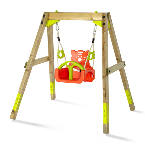 Plum Growing Swing Set