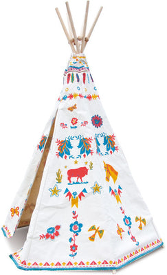 Native American Teepee by Vilac