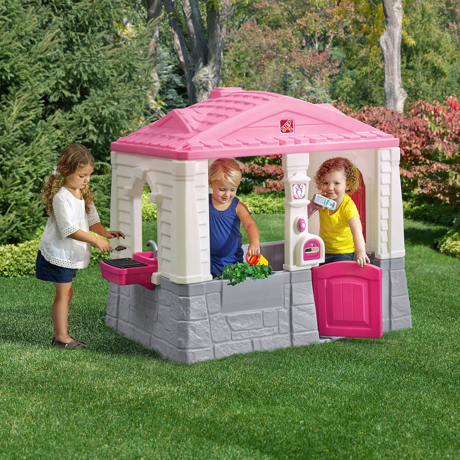 Step2 Neat Amp Tidy Cottage Pink Sku St729400 Bubbycubby