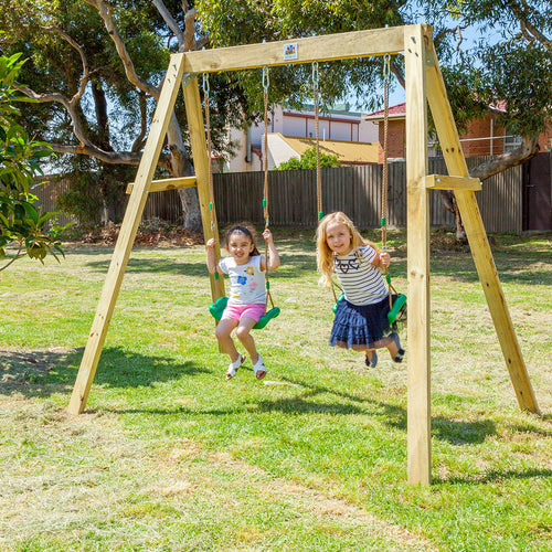 Lifespan Kids Holt 2-Station Swing Set
