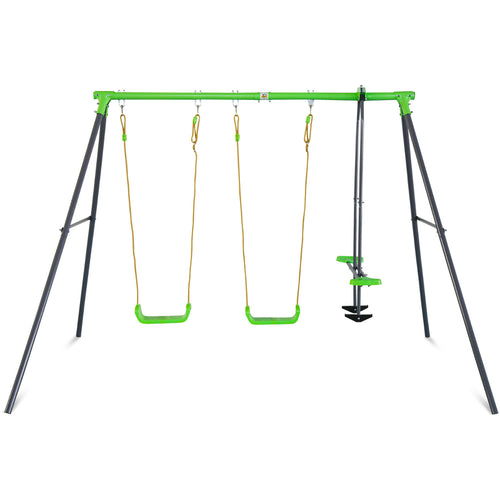 Lifespan Kids Hurley 2 Metal Swing Set