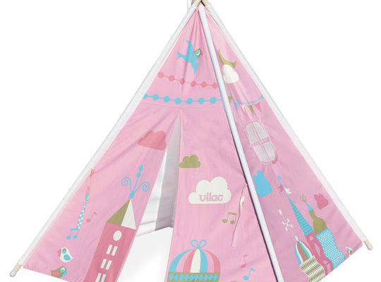 Neverland Teepee by Ingela P Arrhenius