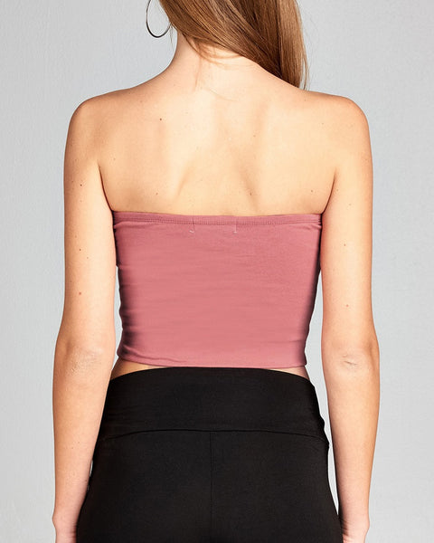 Jenny - Tube Top (Multiple Colors)