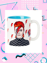 David Bowie Rebel Coffee Mug Gits Under $20