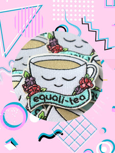 equali-tea patch