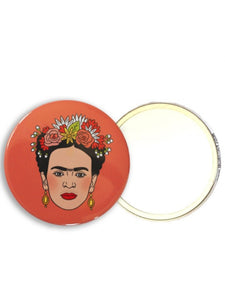 Frida Kahlo Pocket Mirror Feminist Speakeasy Gifts For Her