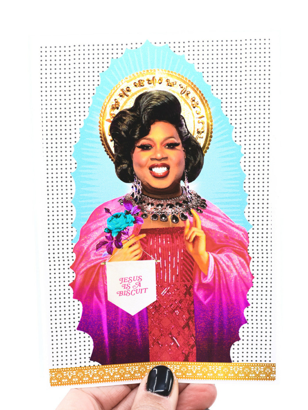 Latrice Royale, Drag Race All Star Vinyl Sticker
