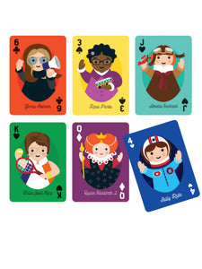 Playing Cards Feminist Gifts For Kids