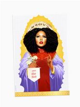 Lizzo Sticker That Says, 100% That Bitch
