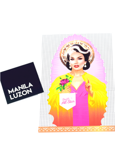 Manila Luzon Sticker