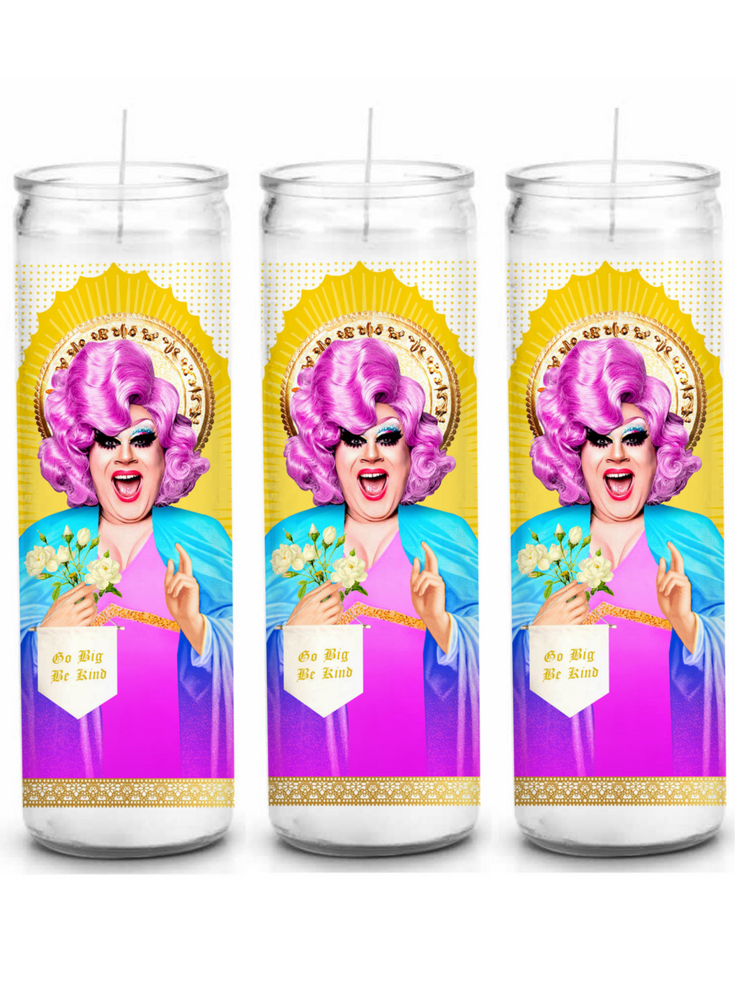 Nina West Prayer Candle