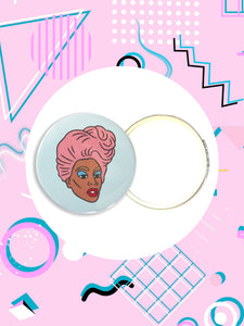 Ru Paul's Drag Race Pocket Mirror
