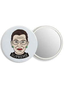 Feminist Speakeasy Ruth Bader Ginsburg Pocket Mirror