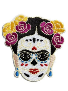 Feminist Pins Patches Chingona Mexicana Artista