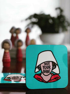 The Handmaid's Tale Coasters