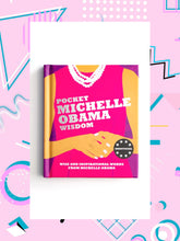 Pocket Michelle Obama Wisdom Book