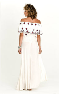 TESSI MAXI DRESS - visitors