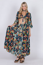Tropical Paradise Maxi Skirt - visitors