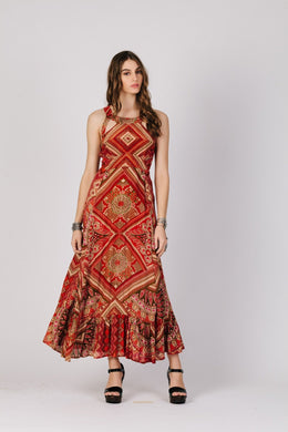 Copper Creek Maxi Dress - visitors