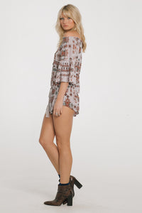 Native Dreams Romper - visitors