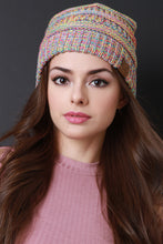 Marled Knit Beanie - visitors
