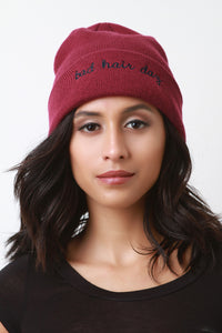 Malibu Casual, Bad Hair Day Beanie - visitors