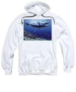 Baby Humpback - Sweatshirt - visitors