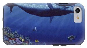 Baby Humpback - Phone Case - visitors