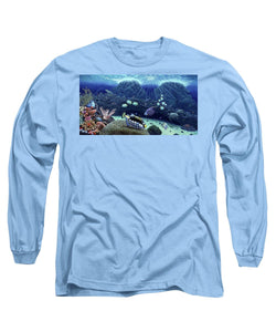 Clown Fish - Long Sleeve T-Shirt - visitors