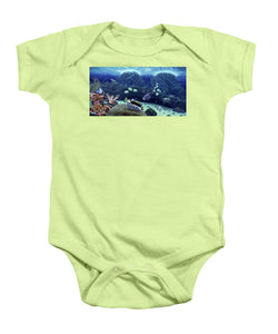Clown Fish - Baby Onesie - visitors