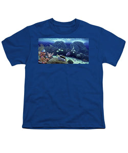 Clown Fish - Youth T-Shirt - visitors