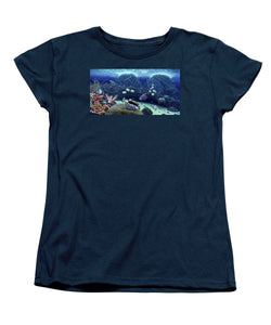 Clown Fish - Women's T-Shirt (Standard Fit) - visitors