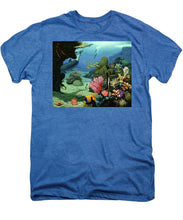 Dream Of Pisces - Men's Premium T-Shirt - visitors