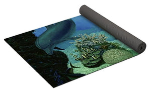 Dream Of Pisces - Yoga Mat - visitors