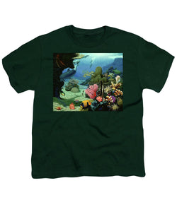 Dream Of Pisces - Youth T-Shirt - visitors