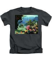 Dream Of Pisces - Kids T-Shirt - visitors