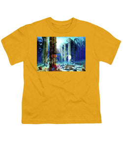 Guardians Of The Grail - Youth T-Shirt - visitors