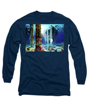 Guardians Of The Grail - Long Sleeve T-Shirt - visitors